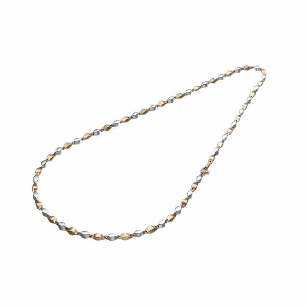 Collier CHIMENTO Tradition Gold Accenti en or blanc, or rose et diamants