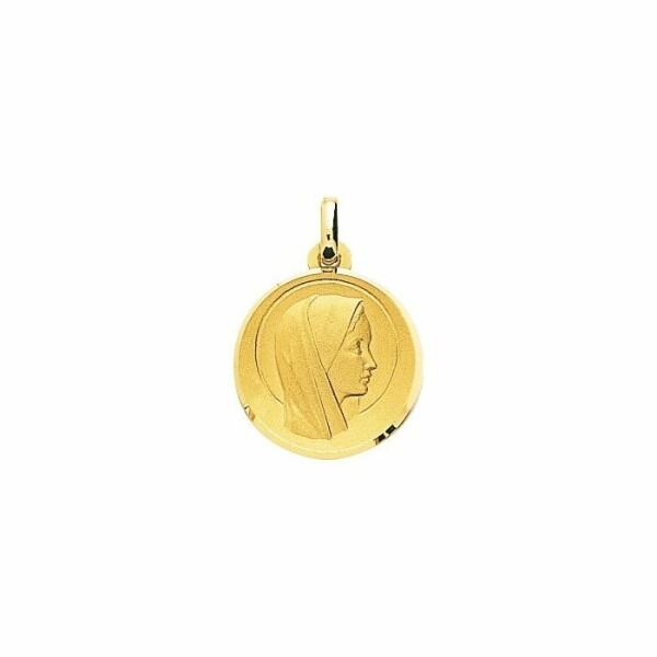 Médaille en or jaune