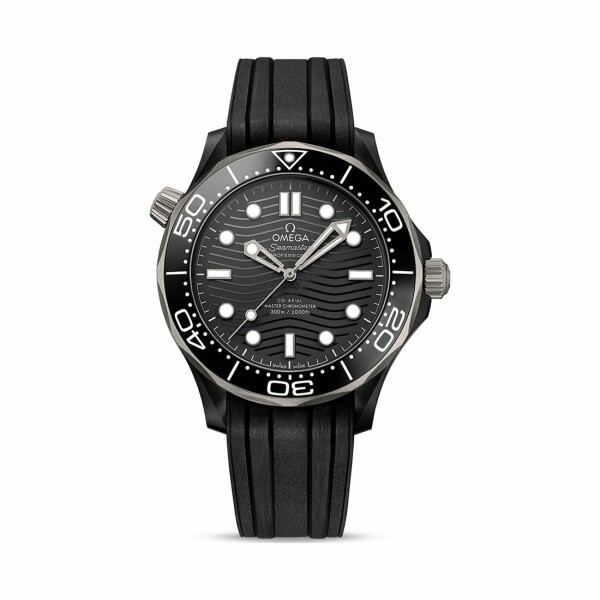 Montre Omega Seamaster Diver 300M Co‑Axial Master Chronometer 43.5mm