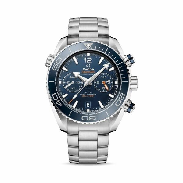 Montre Omega Seamaster Planet Ocean 600M Chronographe Co‑Axial Master Chronometer 45.5mm