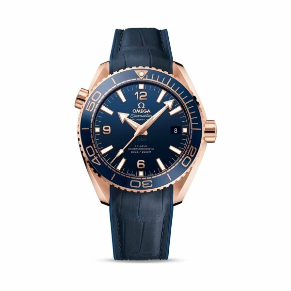 Montre Omega Seamaster Planet Ocean 600M Omega Co‑Axial Master Chronometer 43.5mm