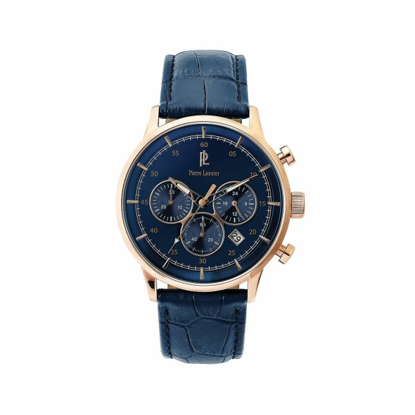 Montre Pierre Lannier Elegance chrono 225D466
