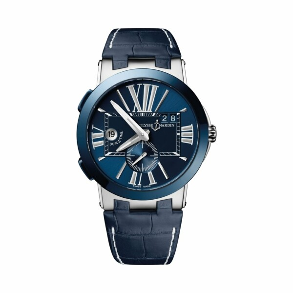 Montre Ulysse Nardin Executive Dual Time 43mm