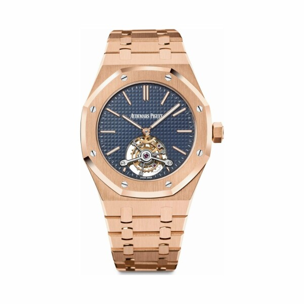 Montre Audemars Piguet ROYAL OAK Tourbillon Extra-plat