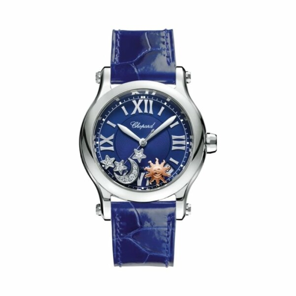 Montre Chopard Happy Sport Sun, Moon and Stars