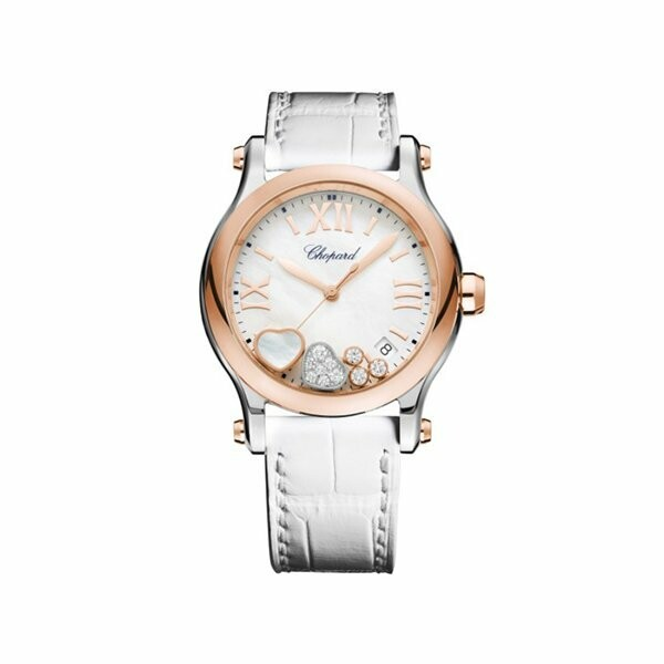Montre Chopard Happy hearts 36mm