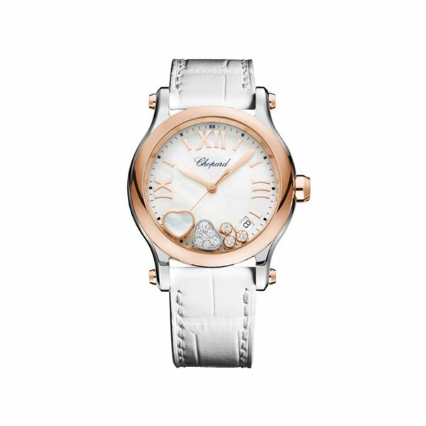 Montre Chopard Happy hearts 30mm