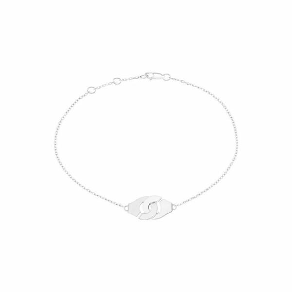 Bracelet dinh van Menottes dinh van R8 en Or blanc