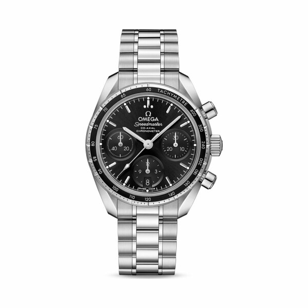 Montre Omega Speedmaster 38 Chronographe Co‑Axial 38mm