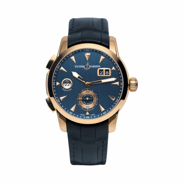 Montre Ulysse Nardin Classico Dual Time 42mm