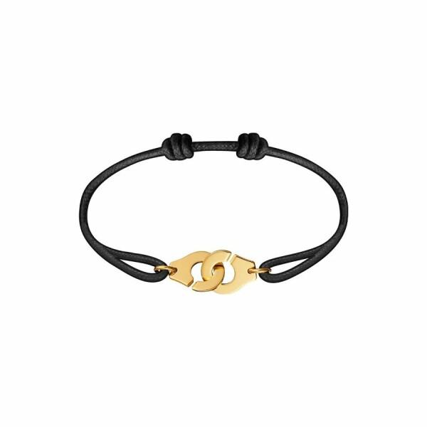 Bracelet sur cordon dinh van Menottes dinh van R12 en Or jaune