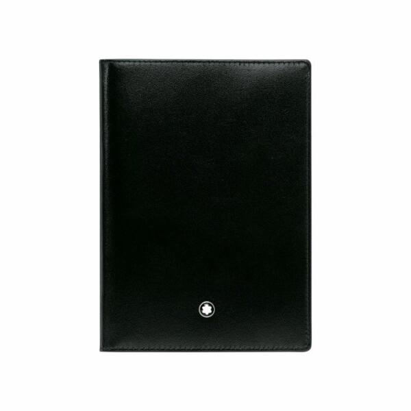 Porte-passeport Montblanc Meisterstück en cuir