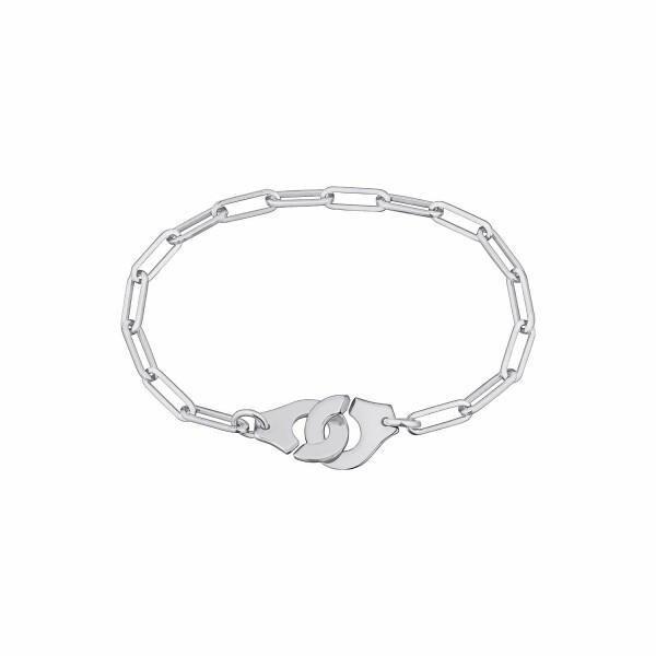 Bracelet dinh van Menottes R12 en Or blanc