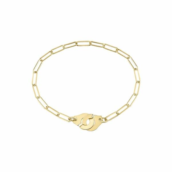 Bracelet dinh van Menottes dinh van R10 en or jaune