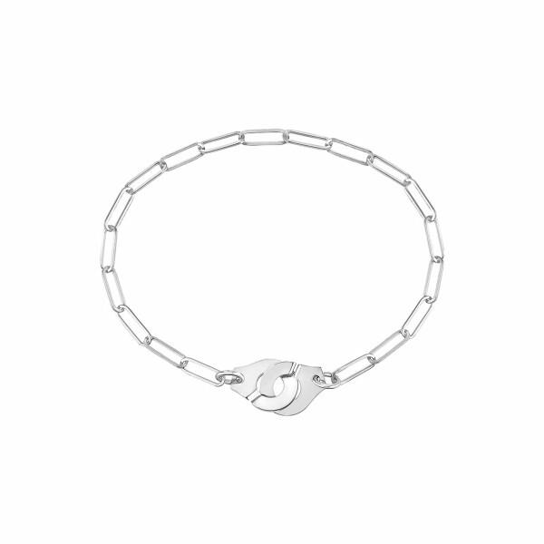 Bracelet dinh van Menottes dinh van en or blanc R10