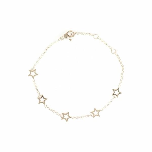 Bracelet étoiles SILA en argent