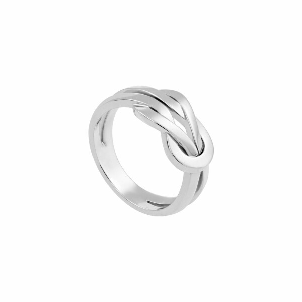 Bague FRED 8°0 en or blanc