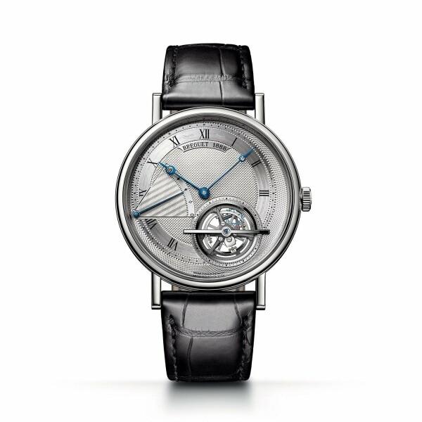 Montre Breguet Classique complications Tourbillon Extra-Plat 5377