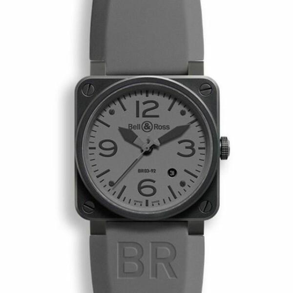 Montre Bell & ross Aviation br 03 Br 03-92 commando