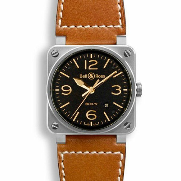 Bell & ross Aviation BR 03-92 Golden Heritage