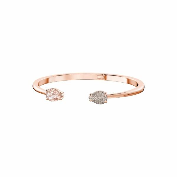 Bracelet Swarovski Mix en plaqué or rose et cristaux Swarovski
