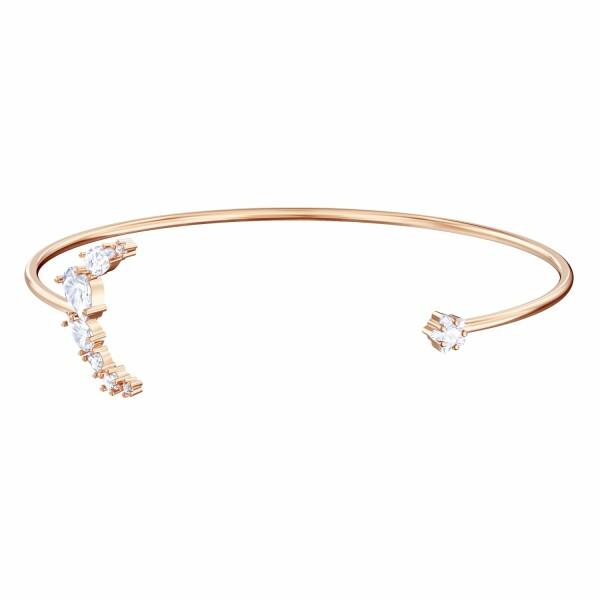Bracelet Swarovski Penélope Cruz Moonsun en plaqué or rose et cristaux Swarovski