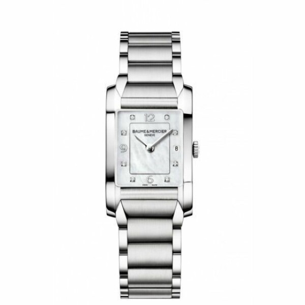 Montre Baume & mercier Hampton Date
