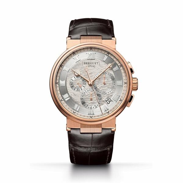 Montre Breguet Marine Chronographe 5527