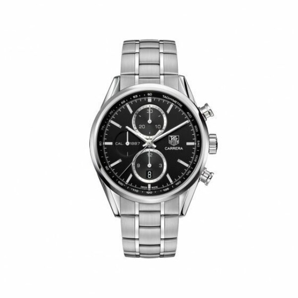 Montre Tag heuer Carrera Chronographe automatique 41 mm