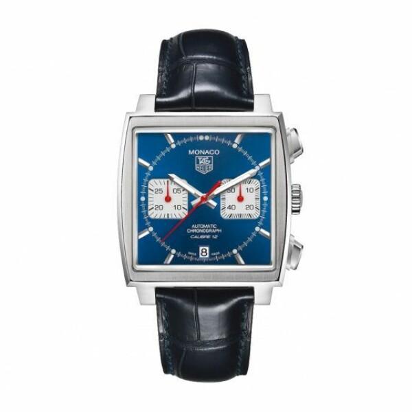 Montre Tag heuer Monaco Chronographe automatique calibre 12