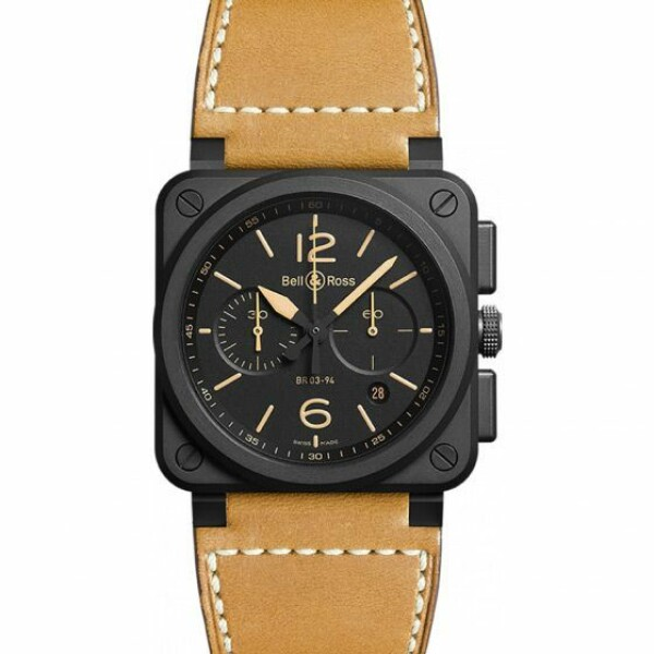 Bell & ross Aviation BR 03-94 heritage