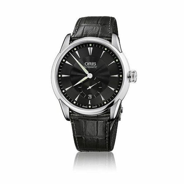 Montre Oris Culture Artelier small second, date