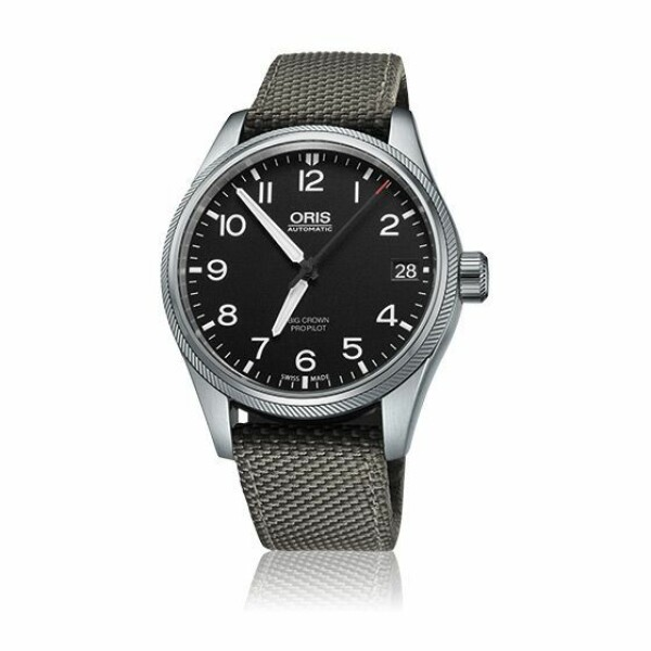 Montre Oris Aviation Big crown propilot date