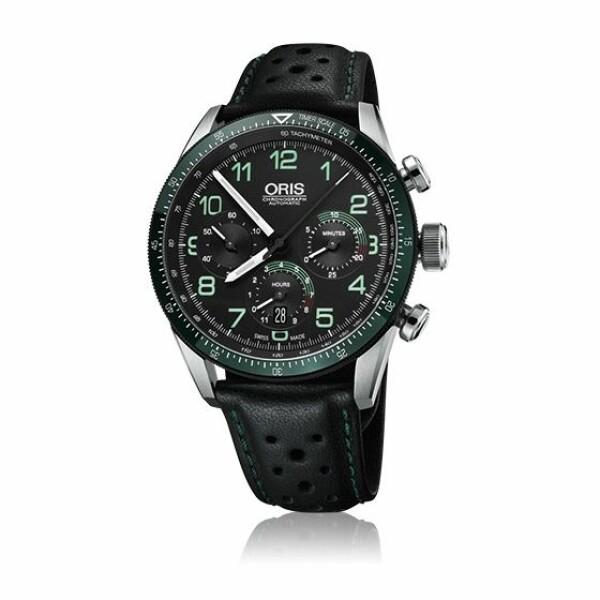 Montre Oris Sport automobile Calobra chronograph II