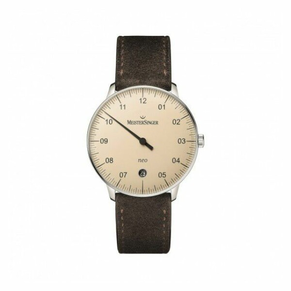 Montre Meistersinger Single-hand functions Neo