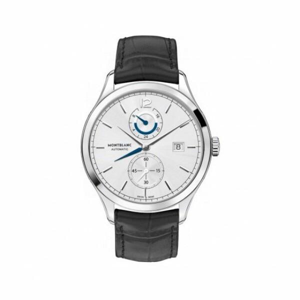 Montre Montblanc Heritage chronometrie Dual time