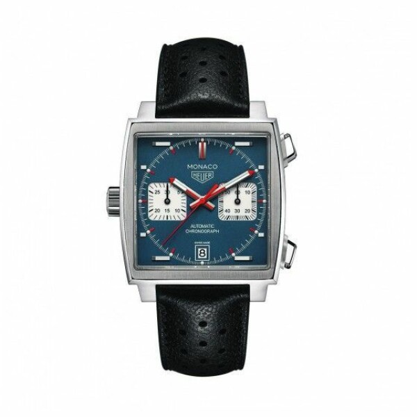 Montre Tag heuer Monaco Chronographe automatique calibre 11