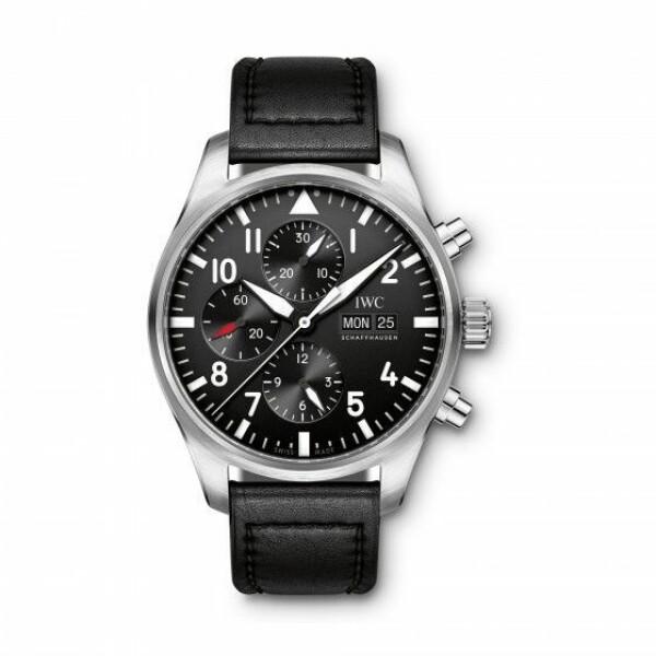 Iwc Montres d'aviateur Chronographe