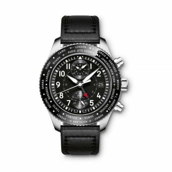 Iwc Montres d'aviateur Timezoner chronographe