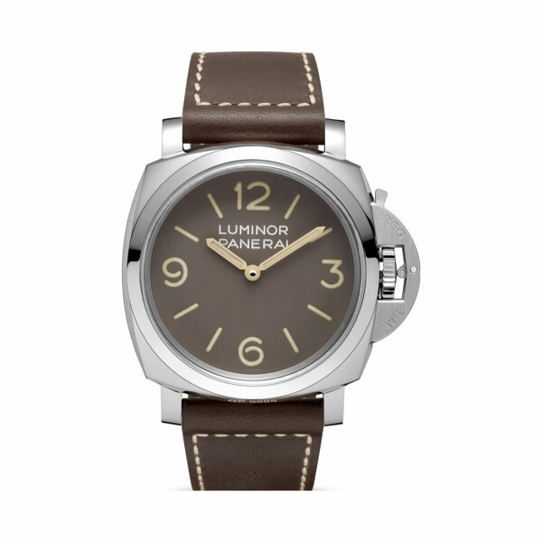 Montre Officine panerai Luminor 1950 3 days acciaio