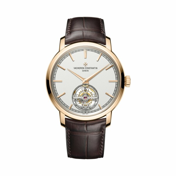 Montre Vacheron Constantin Traditionnelle Tourbillon