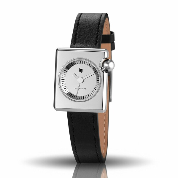 Montre Lip Mach 2000 30mm x 28mm Mini Square 671103
