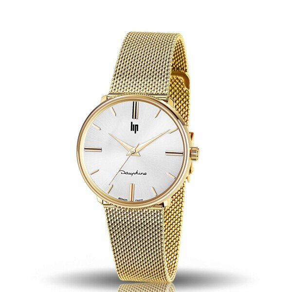 Montre Lip Dauphine 34mm 671296