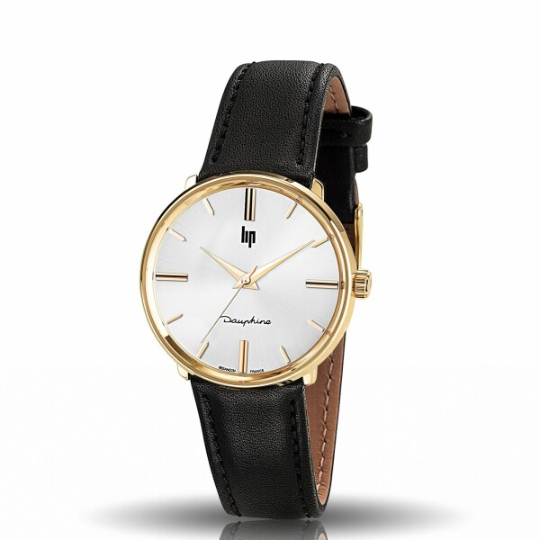 Montre Lip Dauphine 34mm 671298