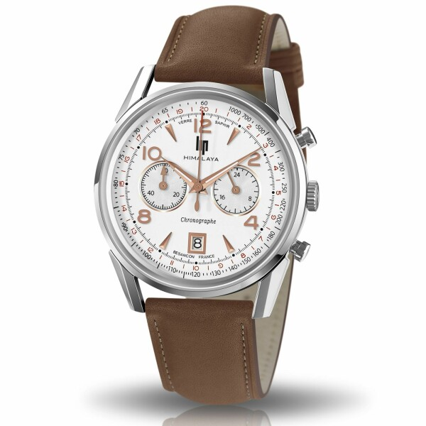 Montre Lip Himalaya 40mm Chrono 671594