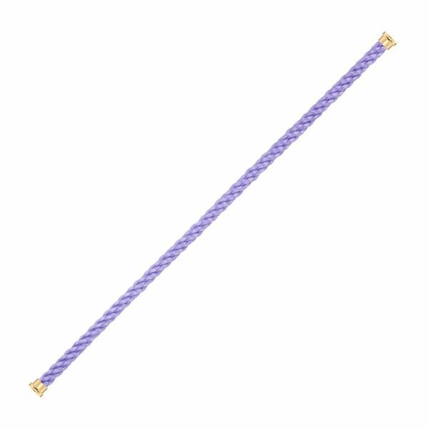 Câble grand modèle FRED Force 10 en corderie lavande