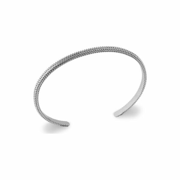 Bracelet en argent, longueur de 58cm