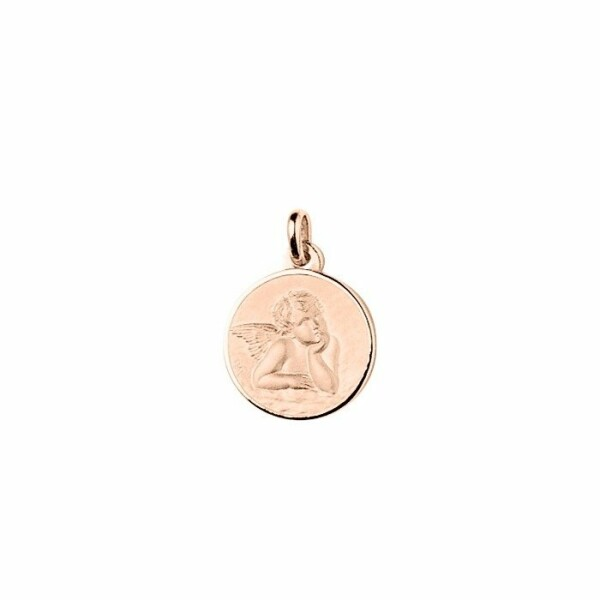 Médaille en or rose