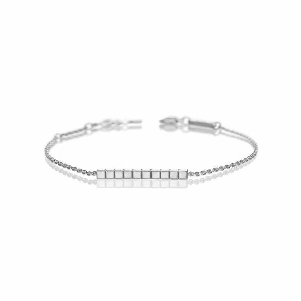 Bracelet Chopard Ice Cube Pure en or blanc