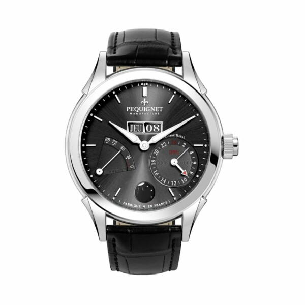 Montre Pequignet Rue Royale GMT